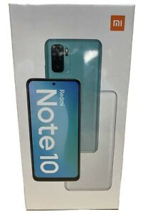 Xiaomi redmi Note 10 (128GB+6GB RAM)Dual SIM Unlocked GSM Int'l Version WHITE