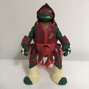Figurine Jouet TMNT TORTUE NINJA Throw N' Battle Raphael 1 2014