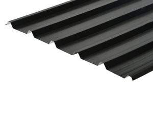 Box Profile Sheets Black Plastisol 1800m x 32//1000 x 0,70 PVC Coated Roofing She
