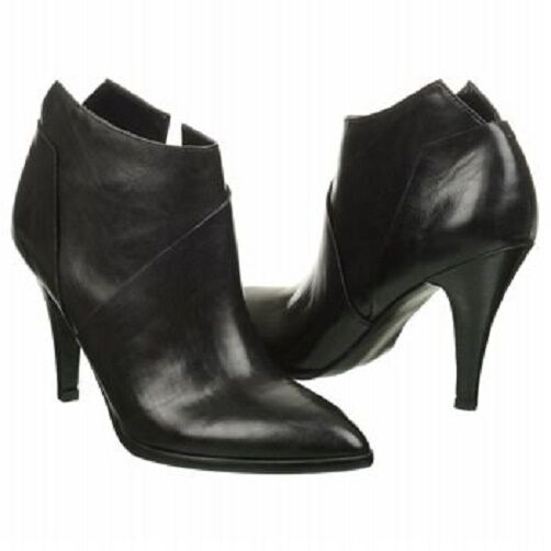 Carlos Santana Equinox ankle boot bootie schwarz sz 9 Med 3.75
