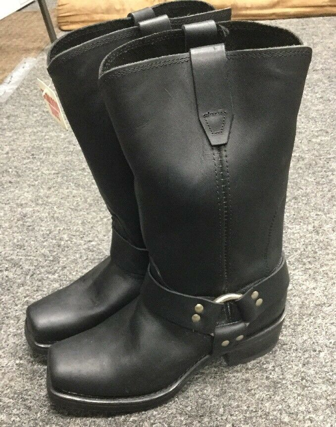 Womens New Nwt Nwt Nwt Black Durango Harness Motorcycle Boots 7.5 d88951