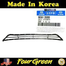 New Fog Light Cover Passenger RH 11-13 Sonata Bumper Insert 865243S000 HY1039110