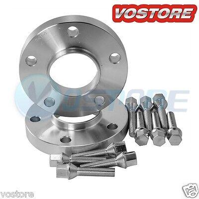 4PCS 5x120 20mm thick Hubcentric Wheel Spacers For BMW  E36 E46 E60 E61 E90 E91