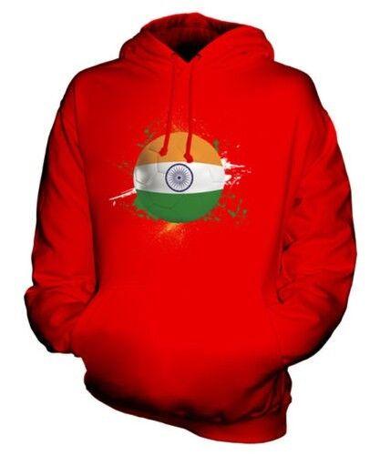 India Calcio Felpa Unisex Maglia Idea Regalo Coppa Del Mondo Sport