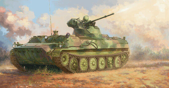 Soviet Mt-lb 6mb Tank 1 35 Plastic Model Kit TRUMPETER
