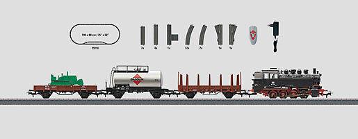 Märklin 29321 Starter Set Treno Merci Der Ferrovie Federali Merce Nuova