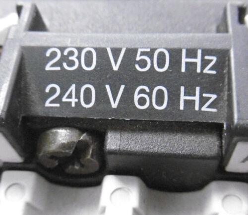 KLÖCKNER MOELLER Leistungsschütz DIL 00 M Schütz Hilfsschalter 22 DIL M 230V