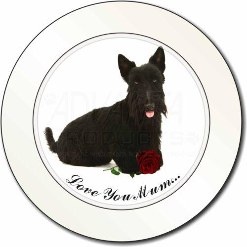 Scottie+Rose 'Love You Mum' Car/Van Permit Holder/Tax Disc Gift, AD-ST2RlymT