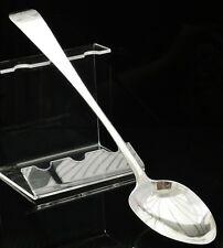 Scottish Provincial Silver Basting Spoon, INVERNESS, Charles Jamieson c.1800