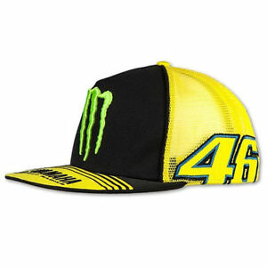 Image is loading VR46-Official-Valentino-Rossi-MotoGP-Monster-Energy-Yamaha- eb863c10012
