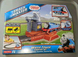 THOMAS & FRIENDS TRACK MASTER MOTORIZED RAILWAY WATER TOWER ...