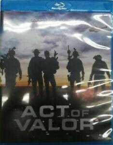 Act of valor - Blu-ray usato, ottime condizioni generali