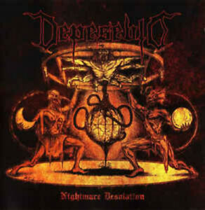 Depeseblo-Nightmare-Desolation-CD-2017-NEW-FREE-Shipping-Save-s