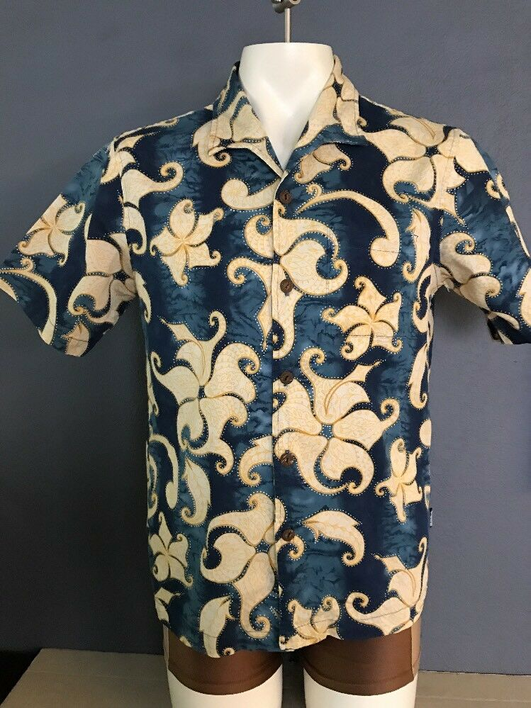 Vintage Toes Toes Vintage On The Nose Uomo's Hawaiian Shirt  Size L f75a2d