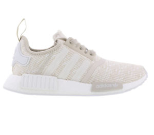 543cef619eef Image is loading Womens-ADIDAS-NMD-R1-W-Cream-Running-Trainers-