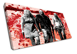 0020-Horror-Canvas-Devils-Rejects-Blood-Modern-Wall-Art-Print