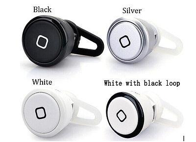 Mini Bluetooth Handsfree Headset Earphone In-Ear Stereo Mono Earpiece Earbud JDC