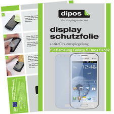 1x Samsung Galaxy S Duos S7562 Pellicola Prottetiva Antiriflesso Proteggi