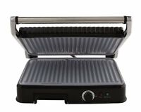 Oster Ckstpm6001-eco Extra Large Duraceramic Panini Maker And Indoor Grill , on sale