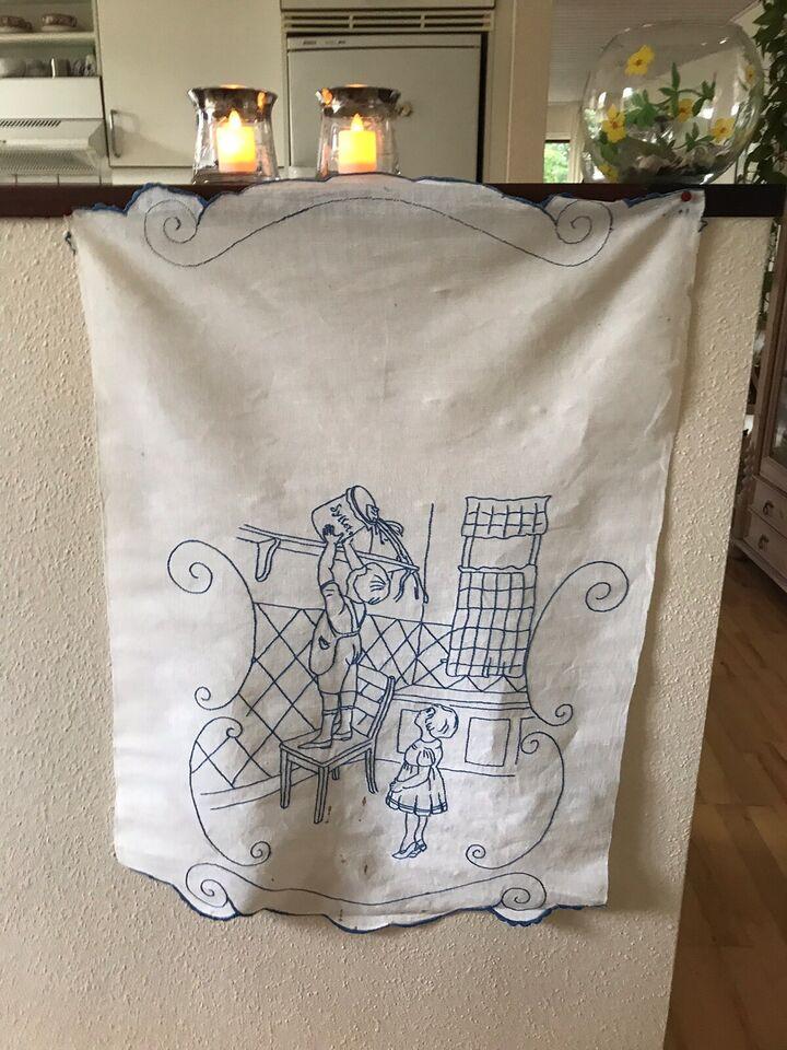 Pynte håndklæder