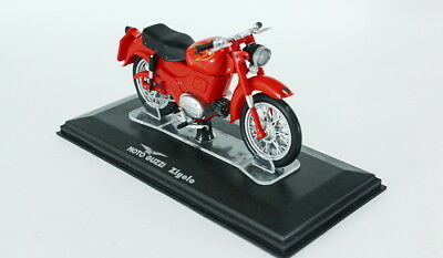 1:24 Scale Diecast Model Moto Guzzi Falcone 500 1967 Motorbike Bike Deagostini