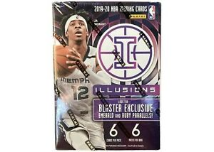 2019-20-Panini-Illusions-Basketball-6-Pack-Blaster-Box-0830012