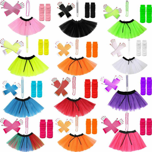 New Tutu Skirt LADY WOMEN GIRLS KIDS Fancy Dress Skirts Hen Party Costume