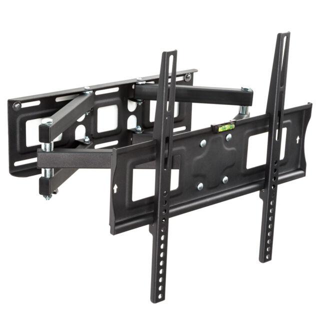 """Soporte de pared tv lcd plasma inclinabile para monitores y pantallas 26""""-55"""""""