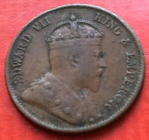 Straits-King-Edward-VII-1-4-Quarter-Cent-1908