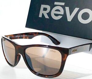 ec11d93b04 NEW  REVO OTIS Tortoise frame w POLARIZED Brown Lens Sunglass 1001 ...