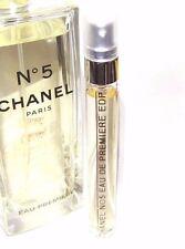 Chanel No 5 Eau Premiere Eau de Parfum 10ml - .33oz SAMPLE Travel Spray Glass