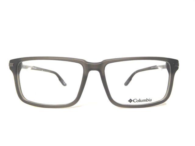 810259dde3 Columbia C8007 Eyeglasses 024 Matte Shark Perscription Glasses NEW