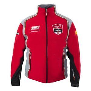 MILWAUKEE | Felpa in Pile Aprilia Racing Fleence Jacket 4939434965
