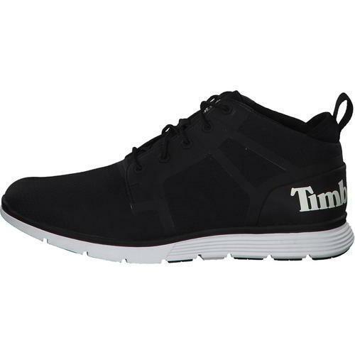 Timberland Killington Super Oxford Mens Black Chukka Ankle Boots Size 7-11