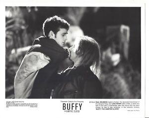 Buffy The Vampire Slayer 1982 Original Press Photo Luke Perry Paul Reubens