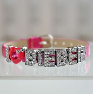 Justin-Bieber-I-Love-Bieber-Bracelet-Wristband-with-Free-Gift-Bag-Choose-In