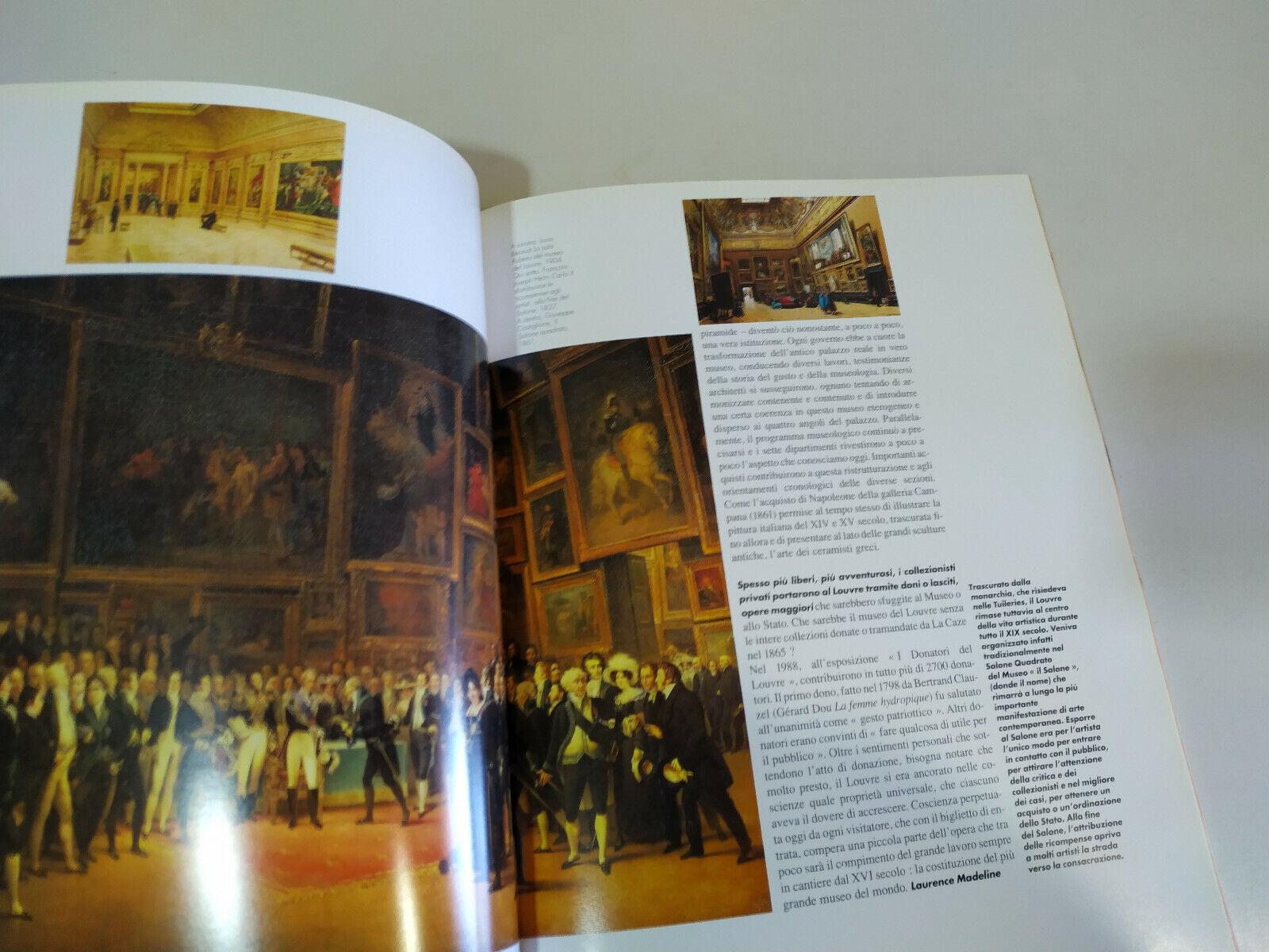 s l1600 - Il grande Museo Louvre Palazzo Colezzione Nuovi Spazi Libro Tapa Blanda Italiano