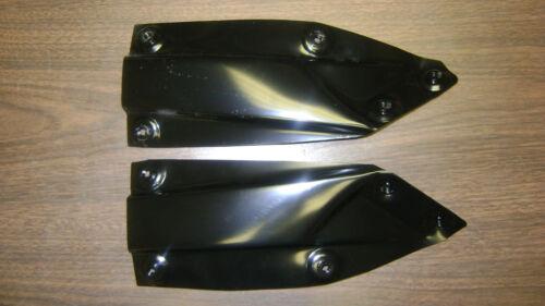 Inner Fender Wheel Well Braces pair Camaro Firebird 67 68 69 brackets 68-74 Nova
