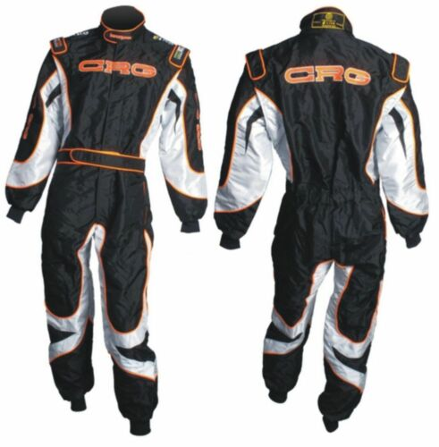 CRG Kart Racing Suit extreme Quality with custom name embroidery