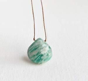 Gemstone Necklace Crystal Necklace Amazonite Amazonite Crystal CRYSTAL #6 Amazonite Necklace Amazonite Pendant Green Amazonite