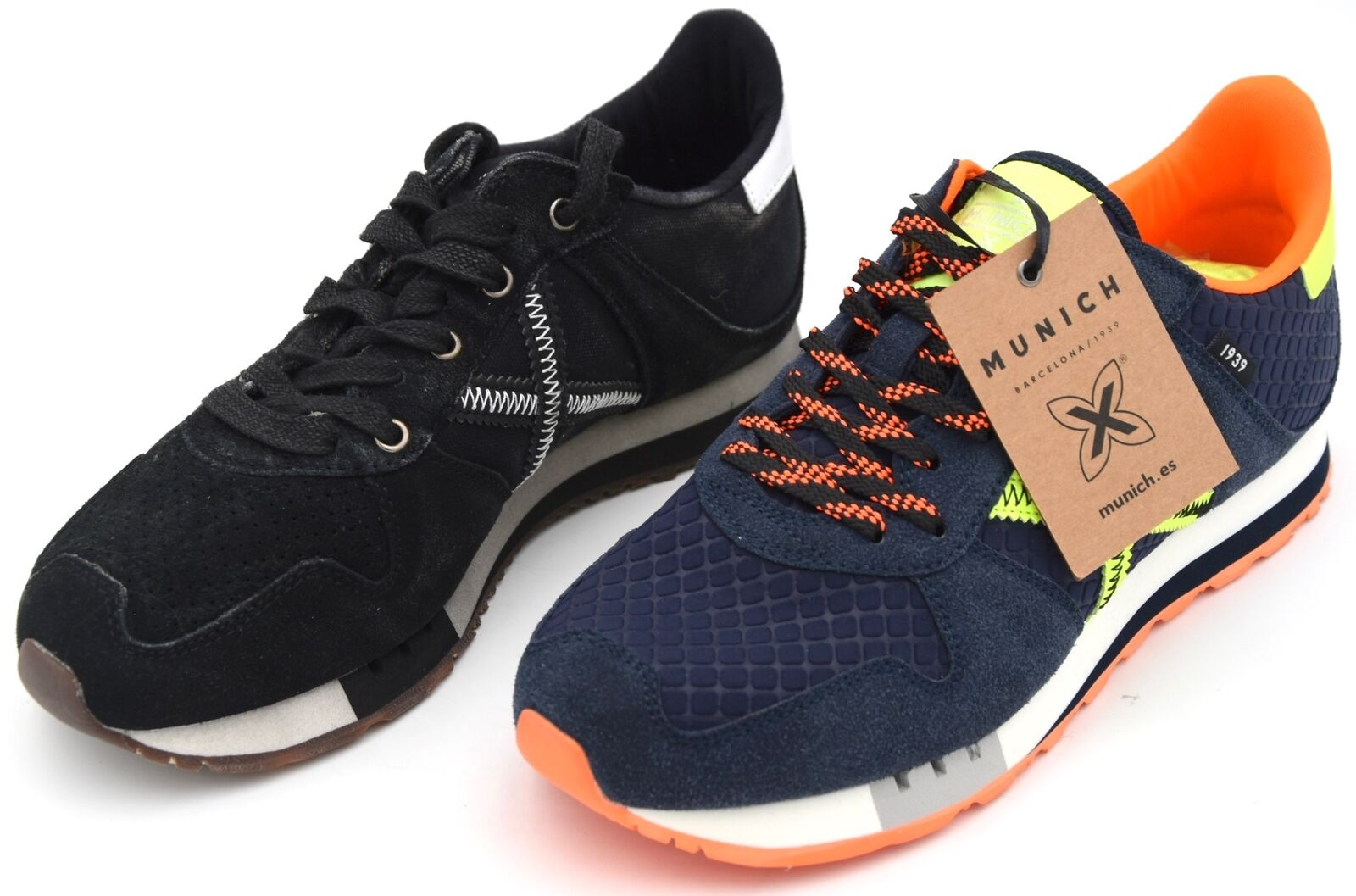 Munich hombres ska zapatillas deportivas estilo libre862 0285 - 862 0294 Massana