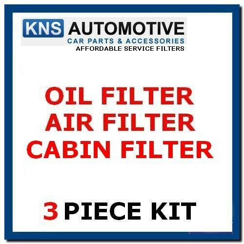 Oil,Air /& Pollen Filter Service Kit VOLVO S80 2.0,2.4,2.5,2.8 3.0 Petrol 03-07