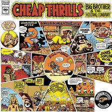 Cheap Thrills [Remaster] by Big Brother & the Holding Company (CD, Aug-1999, Columbia (USA))