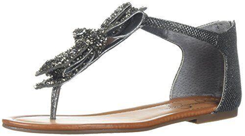 Jessica Jessica Jessica Simpson donna KELLISE Flat Sandal- Pick SZ colore. 8b0e26