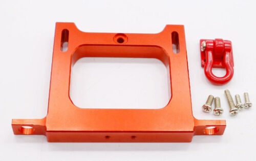 Alloy metal Upgrade DIY parts For WPL B14 B24 B16 B36 Off-road 1:16 Rc Car Red