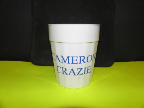 NCAA-DUKE BLUE DEVILS BASKETBALL CAMERON CRAZIE BEER CUP