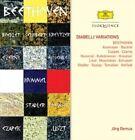 Diabelli Variations 0028948033034 by Jorg Demus CD