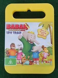 BABAR-DVD-Spy-Trap