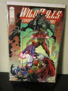 Wildcats-17-1st-series-Image-Comics-Covert-Action-Team-BAGGED-BOARDED
