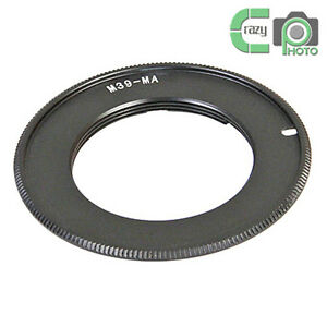 M39-MA-Macro-Adapter-for-Leica-L39-M39-Lens-to-Sony-AF-Minolta-MA-Camera-A700